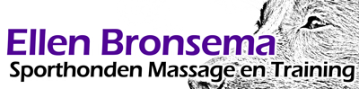 Ellen Bronsema Sporthonden massage en training