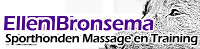 Ellen Bronsema Sporthonden massage en training